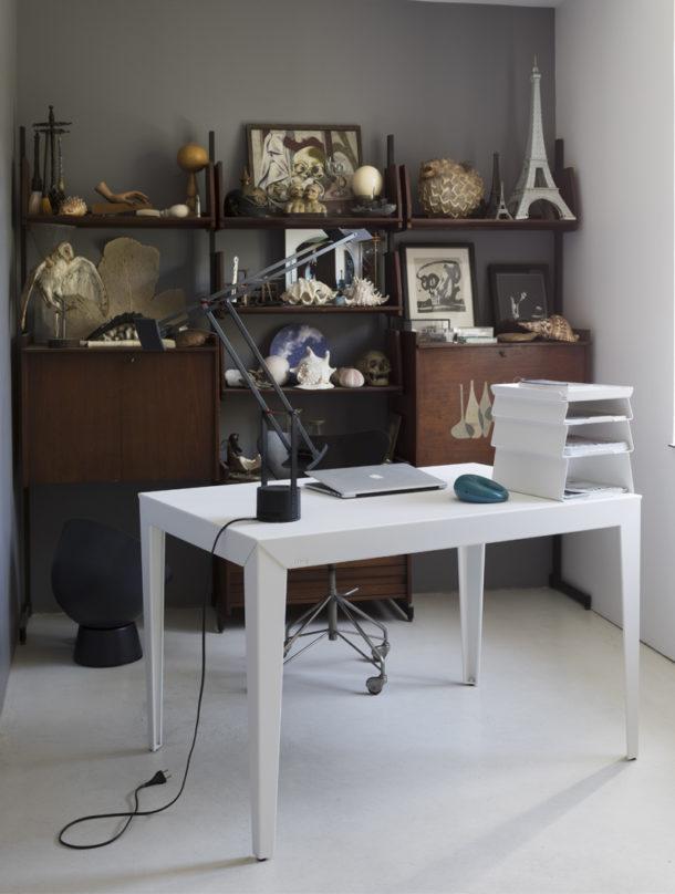 Table rectangle Zef. Cette table de repas a été conçu pour être une table d'intérieur et une table extérieure.
